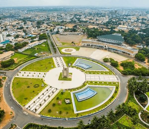Ville de Lomé
