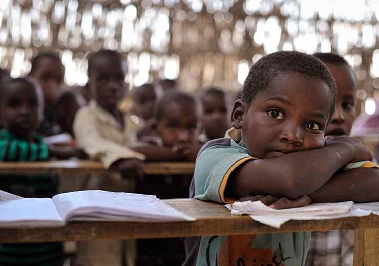 La situation de l'éducation