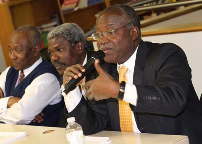 Les mesures politiques, Aimé Tchaboré Gogué
