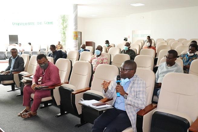 La crise de la COVID-19 a rappelé la nécessité d'investir dans la recherche et dans l'enseignement supérieur au Togo