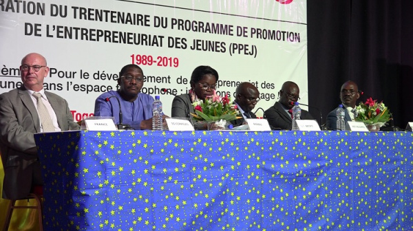Au Togo, l'entreprenariat doit devenir une véritable option dans les choix professionnels