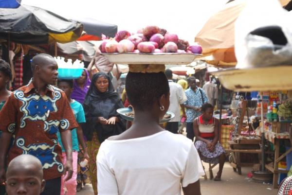Togo : la majorité des femmes qui évoluent dans le secteur informel ont vu leurs activités connaitre une régression remarquable durant la crise sanitaire