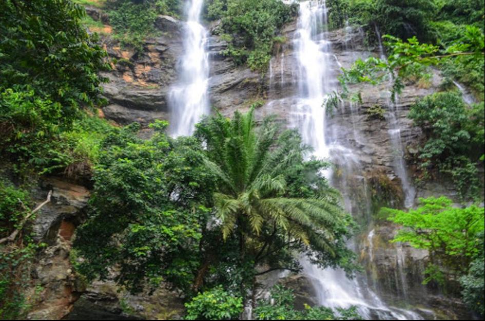 Kpalimé est sans aucun doute le «poumon vert» du Togo et dispose d'un potentiel touristique à valoriser
